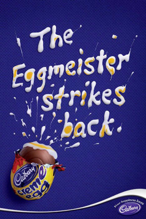 Cadbury EggMeister Strikes Back