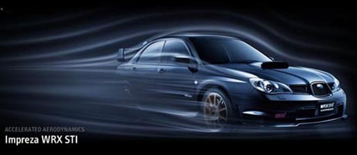 Subaru Impreza Accelerated Dynamics