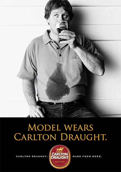 Carlton Draught Billboards Worth It | The Inspiration Room