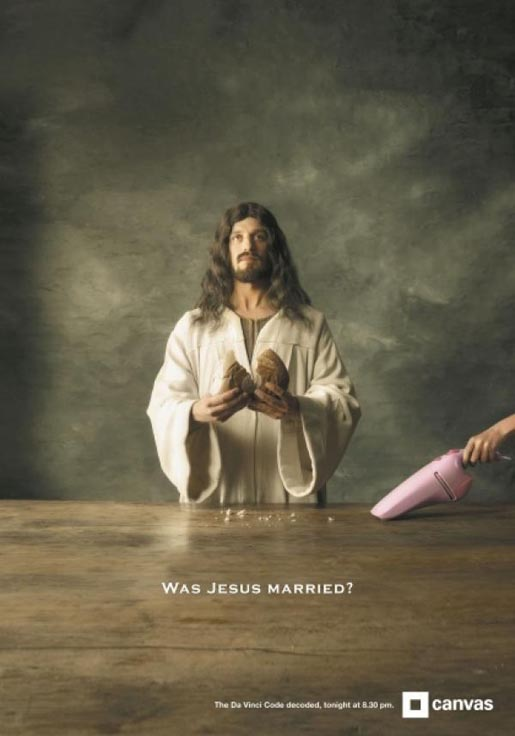 Canvas - Was Jesus Married?