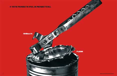 LTSA Speed Can Opener Print ad in magazine