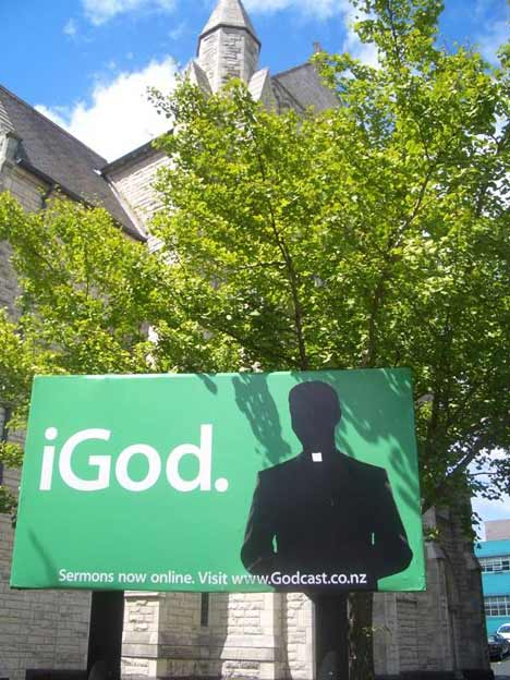 iGod - Sermons Now Online
