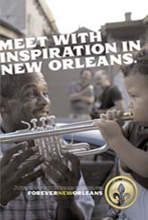 Meet with Inspiration in New Orleans