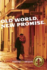 Old World New Promise in New Orleans