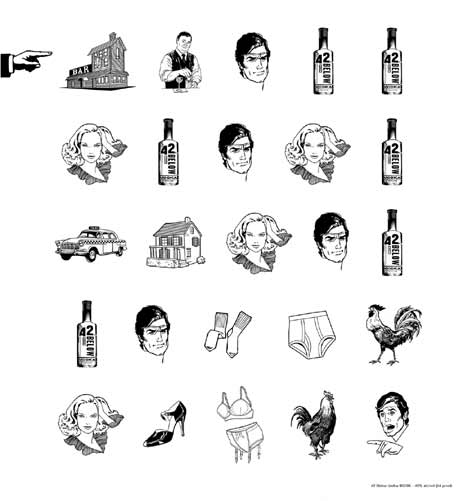 42 Below Transvestite clip art