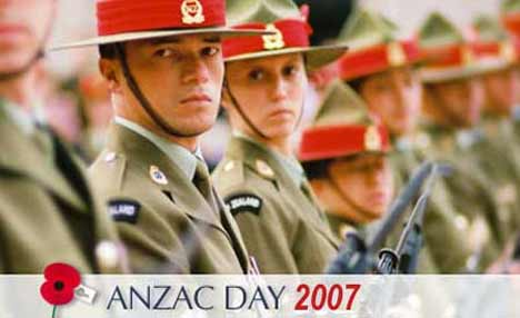 Anzac Day 2007