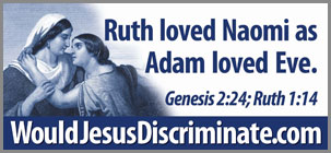 Ruth loved Naomi