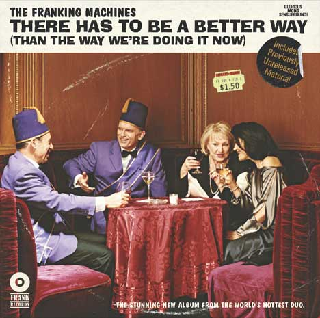 Cover of the Franking Machines album