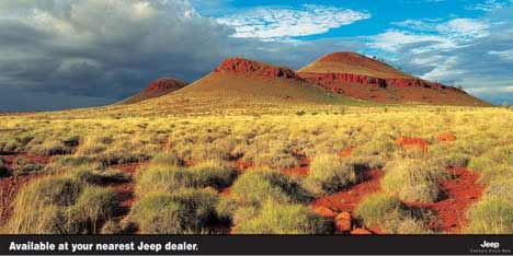Outback hills available at your nearest Jeep dealer