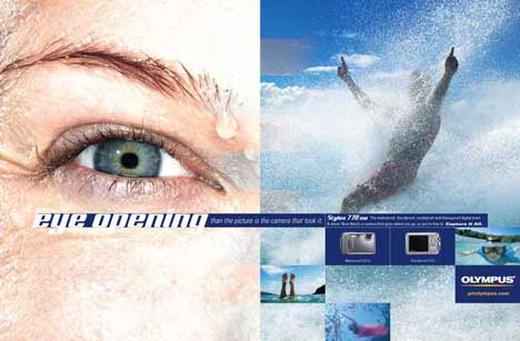 Olympus Water Skiier