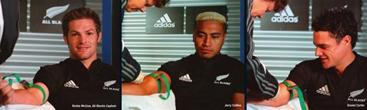 All Blacks Bonded By Blood