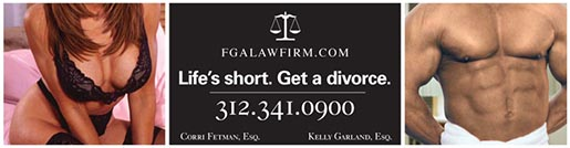 Life's Short Get A Divorce Billboard