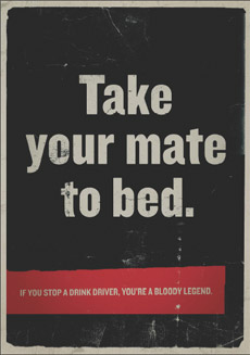 Take your mate to bed