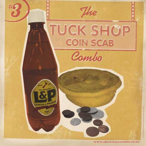 Tuck shop coin scab Combo Meal