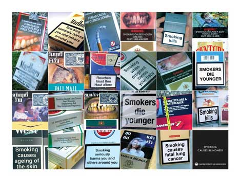 Smoking Statutory Warnings