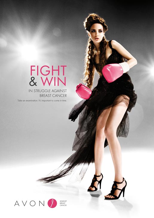 Avon Breast Cancer Fight and Win
