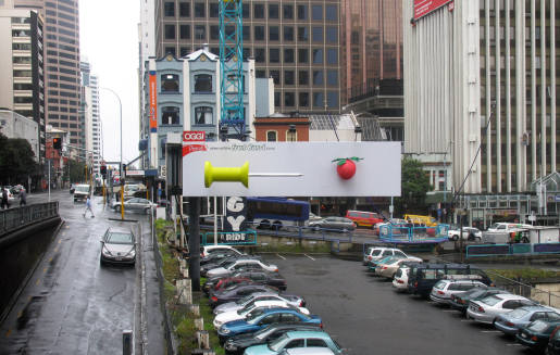Fruit Burst Billboard