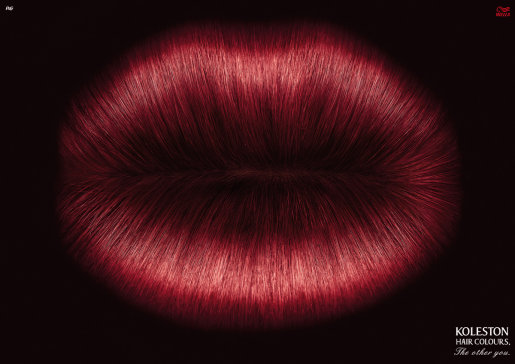 Koleston Hair Lips