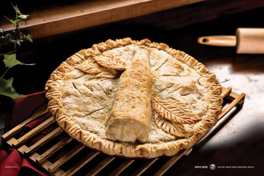 Apple Beer Pie