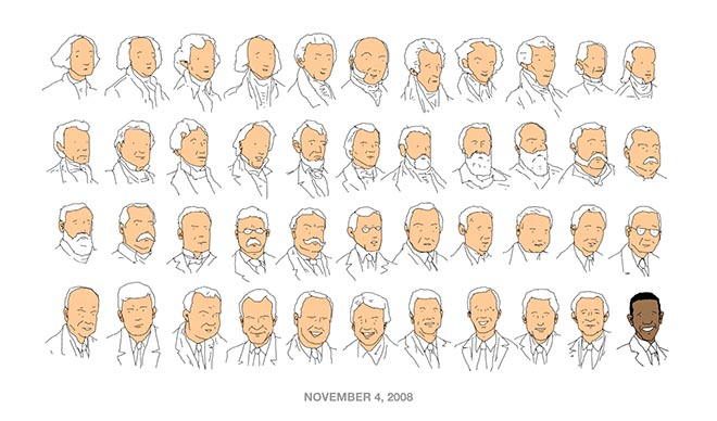 November 4 2008 US Presidents