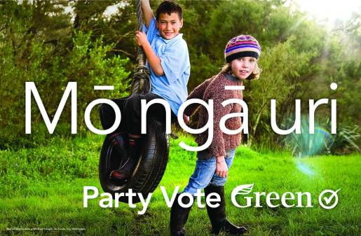 Vote for Me Green Party