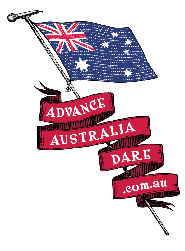 Advance Australia Dare Logo