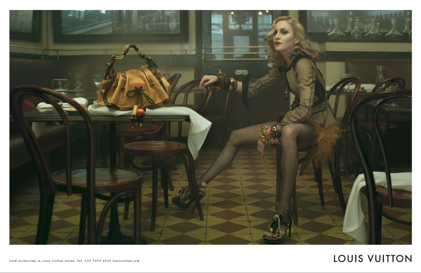 Louis Vuitton – Spring Summer 2008 Campaign