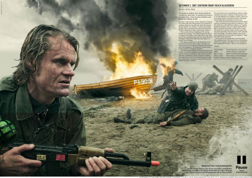 Pause Ljud & Bild Saving Private Ryan Unusually Big Film Experience