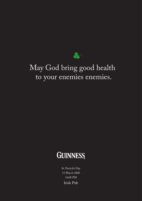 Guinness Good health