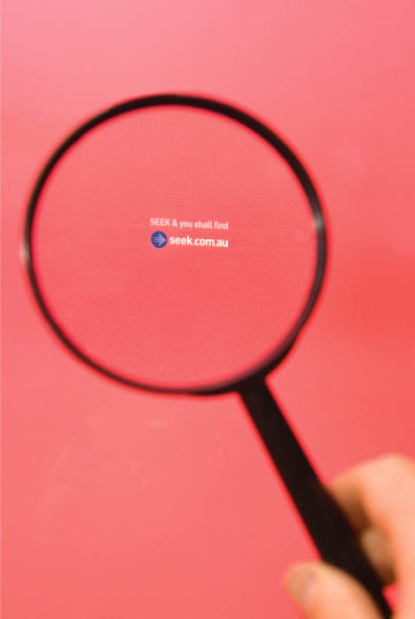 Seek Magnifying Glass in Sydney