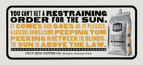 Restraining Order in Ugly Mug Coffee poster
