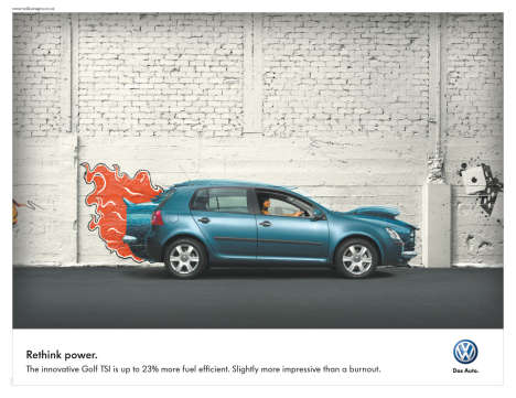 Volkswagen Rethink Power