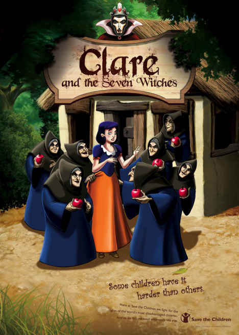 Clare and the Seven Witches