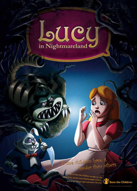 Lucy in Nightmareland