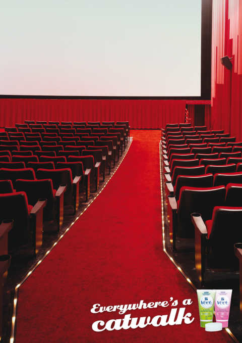 Everywhere's a Catwalk in the Cinema