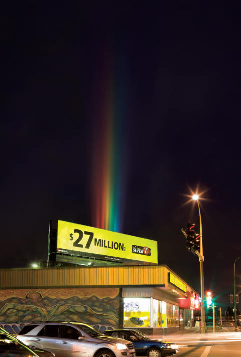 Lotto Rainbow in Vancouver