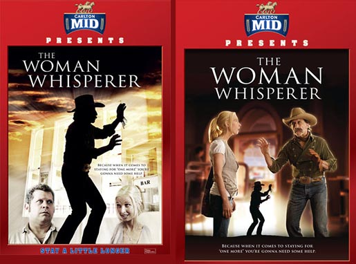The Woman Whisperer posters