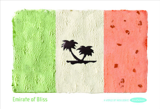 Dodoni Emirate of Bliss Flag