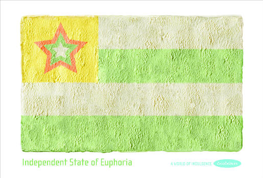 Dodoni State of Euphoria Flag