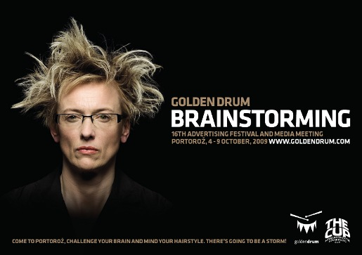 Golden Drum Brainstorming advertisement