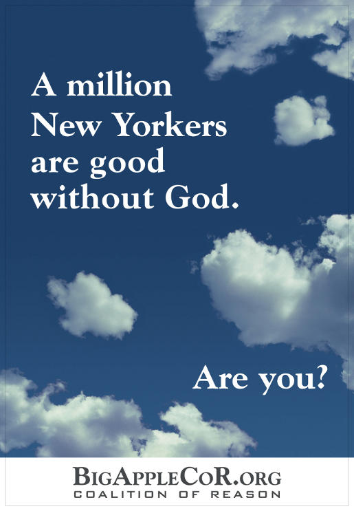 Good without God poster