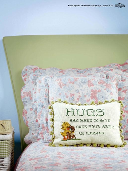 Halloween Horror Nights Hugs pillow