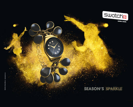 Swatch Seasons Sparkle