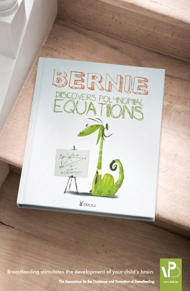 Breastfeeding Bernie