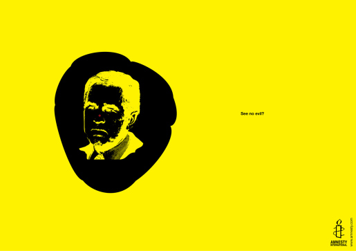 Amnesty International George Bush