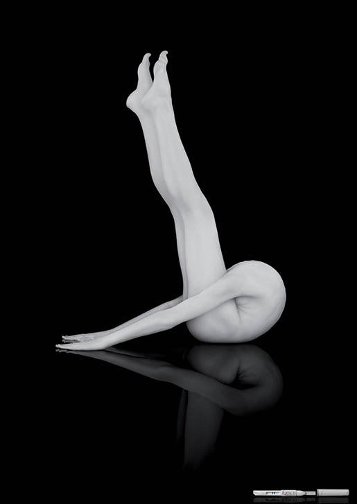 Exact Pregnancy Test Contortion