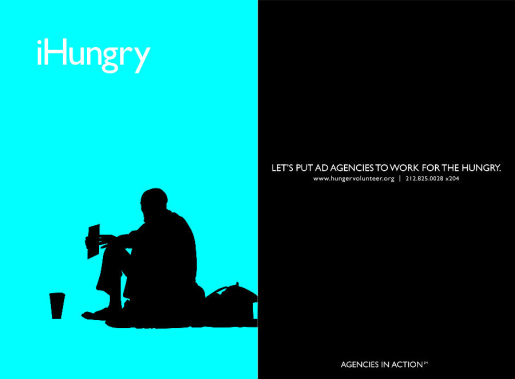 iHungry Poster