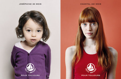 Petit Bateau Josephine and Chantal