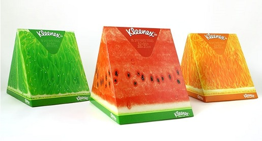 Kleenex Slice of Summer Fruit