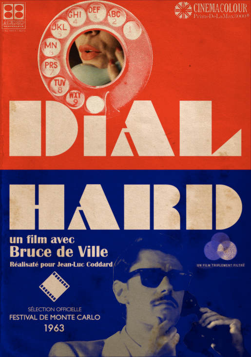 Dial Hard poster